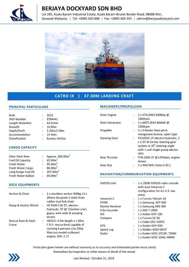 Berjaya Dockyard Sdn Bhd